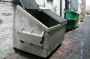 poubelle exterieur